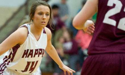 Happy Valley splits with Johnson County