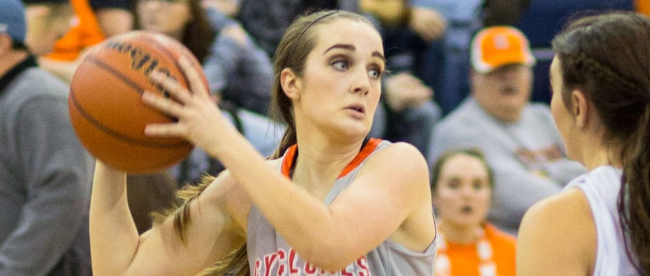 Lady Cyclones rout Unicoi for 39th straight victory