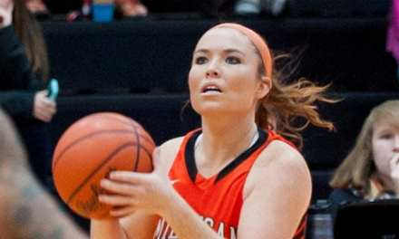 Milligan women use strong second half for win