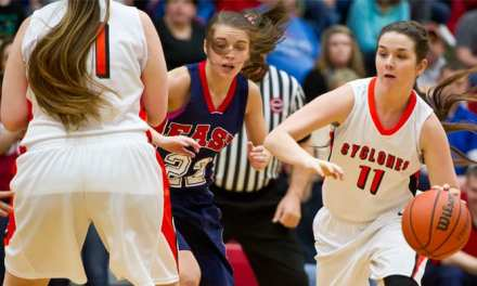 Lady Cyclones' state opener delayed