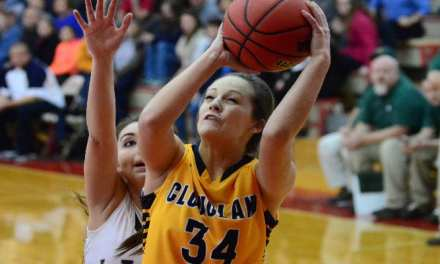 Lady 'Landers work OT to beat NG