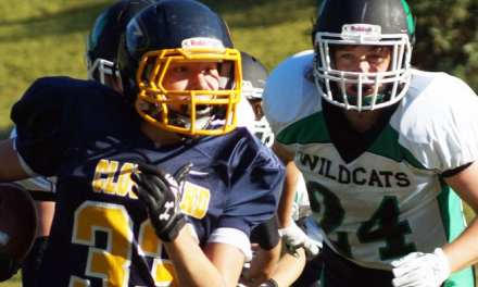 Photo Gallery: Cloudland Jr. High vs. Cranberry