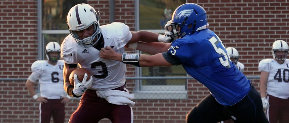 Cosby outlasts Unaka