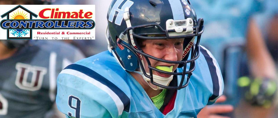Lunsford earns Player of the Week for Week 1