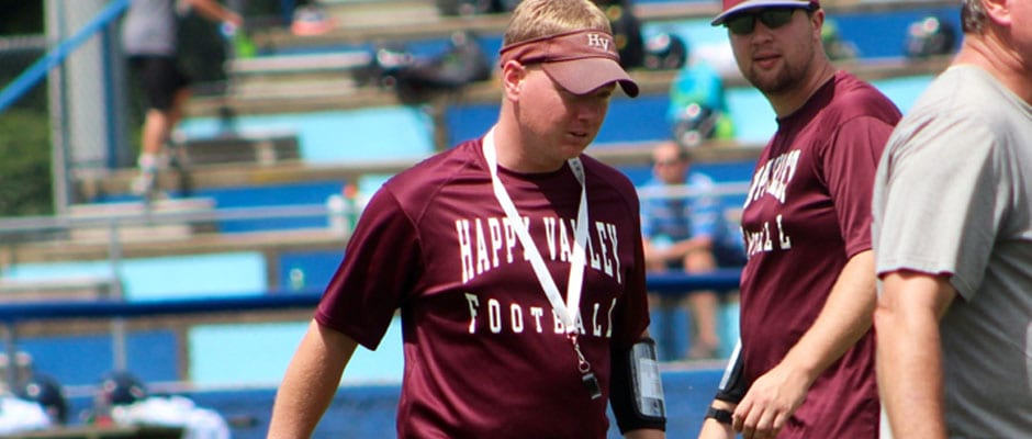 Happy Valley's Jarrett previews season with WXSM