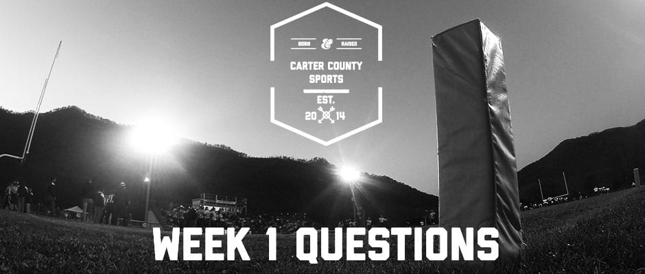 Questions for Week 1