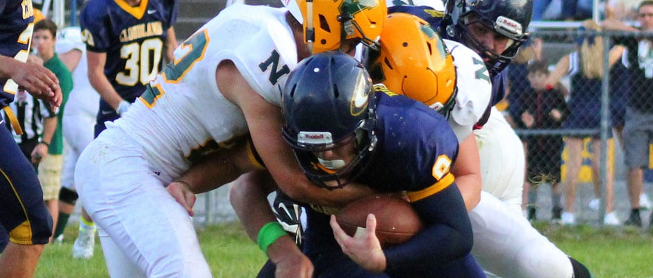 Cloudland unable to complete rally in opener