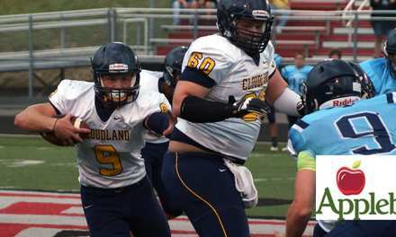 Cloudland Offense Named Unit of the Week