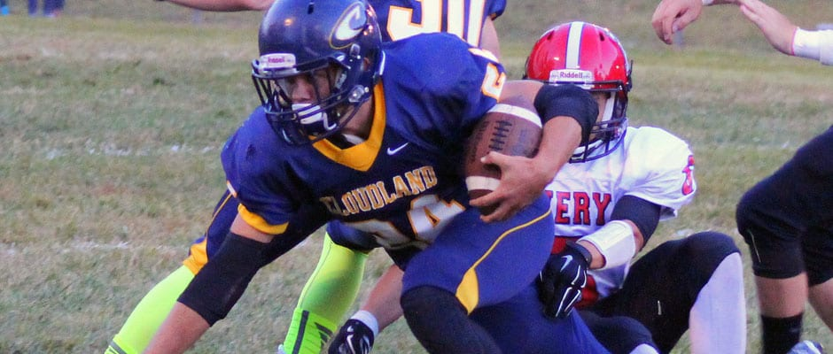 Birchfield powers Cloudland past Avery
