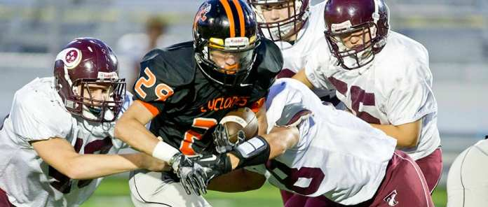 Photo Gallery: Elizabethton JV vs. Tennessee High