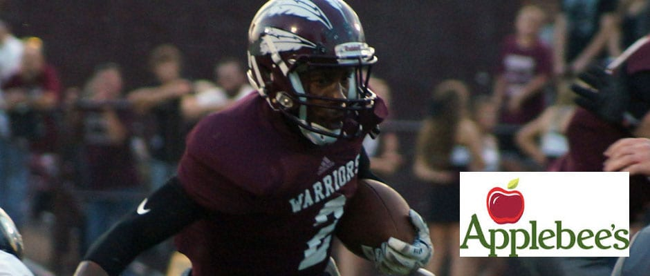 Warriors offense claims Unit of Week honor