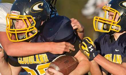 Photo Gallery: Cloudland Jr. High against Ridgeview