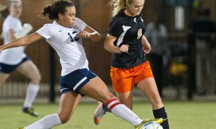 Photo Gallery: Lady Cyclones fall on golden goal