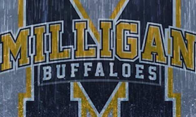 Rain changes Milligan athletic schedule
