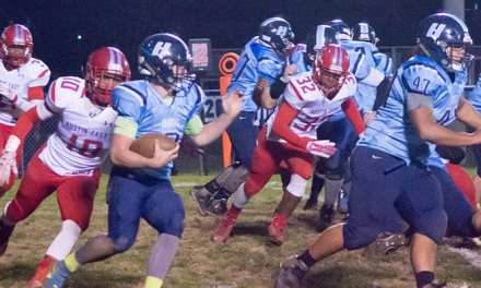 Bulldogs hold off Austin East to advance