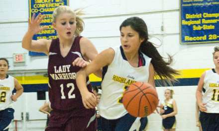 Photo Gallery: Cloudland-Happy Valley Jr. High Basketball