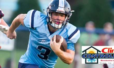 McClain named Climate Controllers' Player of the Week