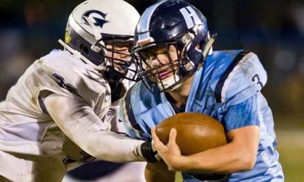 Bulldogs steamroll past GCA to advance