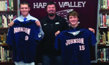 Happy Valley duo signs with Johnson Univ.