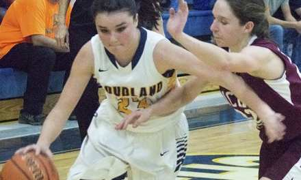 Cloudland rolls to sweep over Johnson County