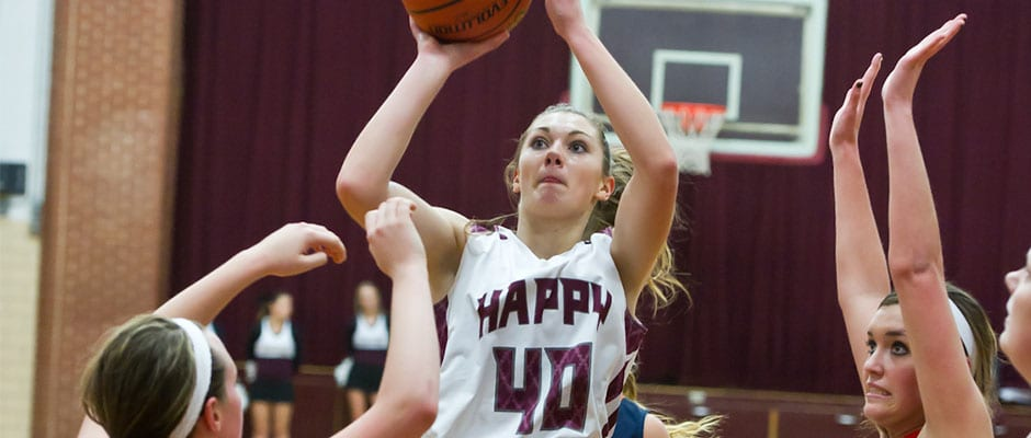 Lady Warriors take overtime victory; HV boys fall