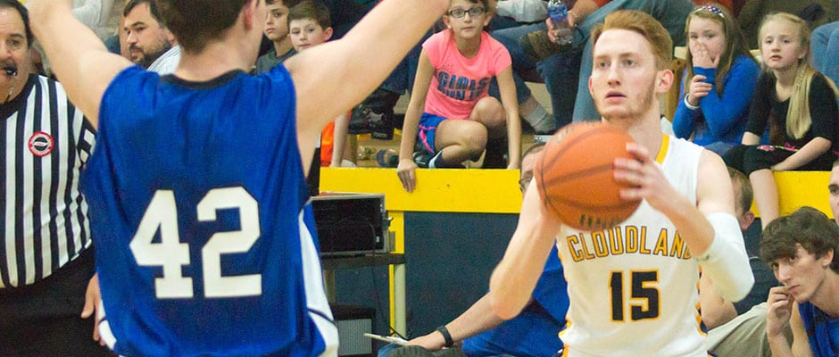 Cloudland upsets Unicoi, Lady 'Landers unable to keep pace