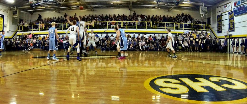 Cloudland basketball to host BBQ dinner