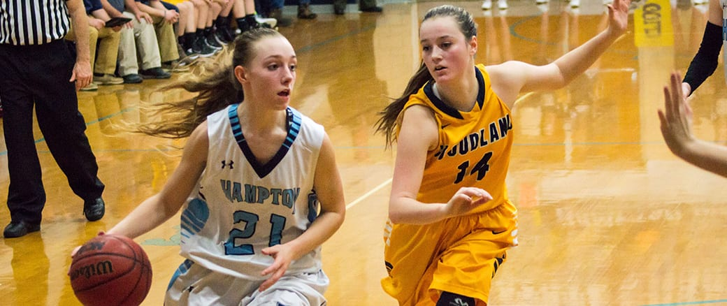 Hampton takes two over Cloudland