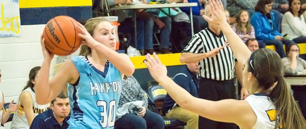 Lady Bulldogs take thriller, Hampton pulls way from Cloudland