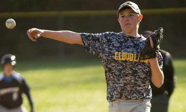 Photo Gallery: Hampton at Cloudland MS Baseball