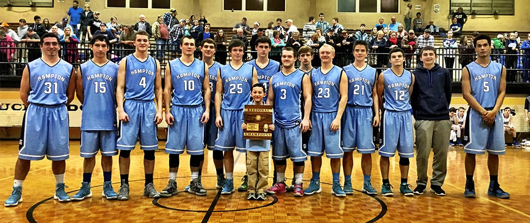 Bulldogs steamroll Eagles for Region 1-A title