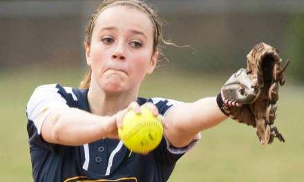 Photo Gallery: Cloudland, Hampton softball jamboree