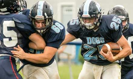 Photo Gallery: Hampton vs. Sullivan East scrimmage