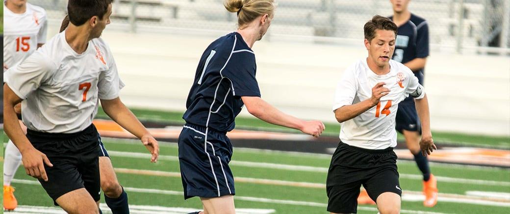 Cyclones fall in soccer semis