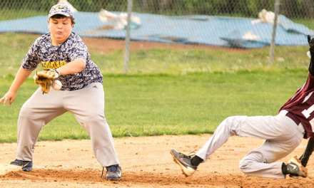 Photo Gallery: Cloudland at Happy Valley Middle School Baseball