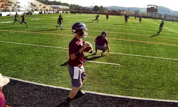 Teams prepare for season with 7-on-7