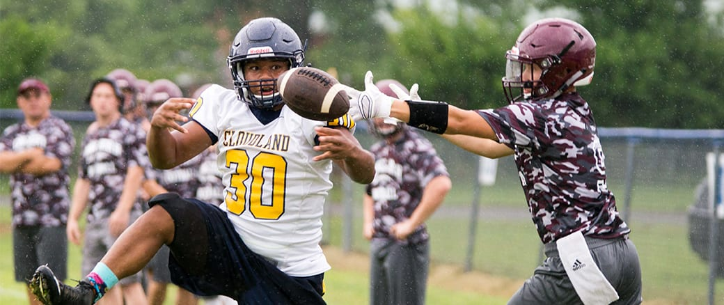 Photo Gallery: Saturday's 7-on-7 action