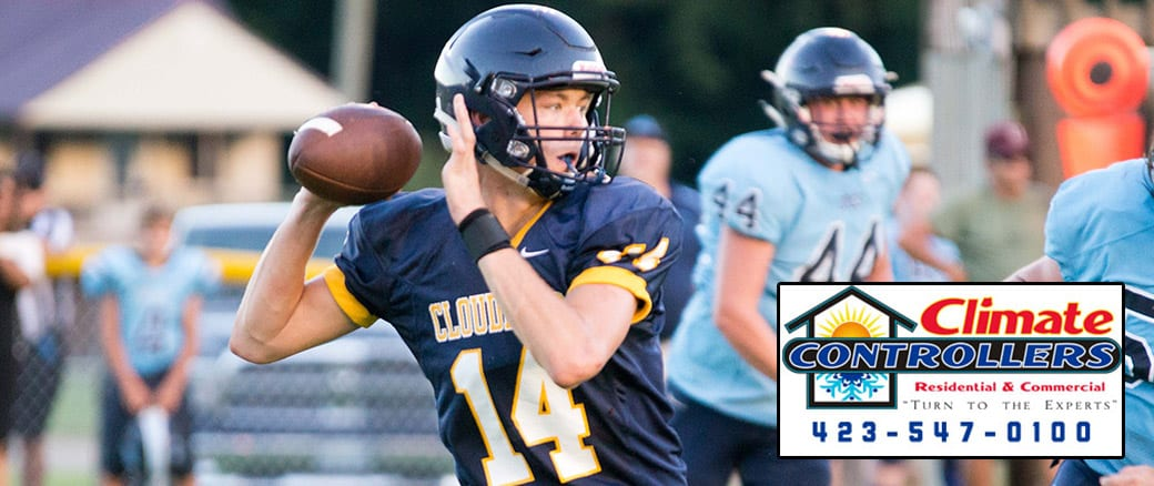 Benfield named Climate Controllers' Player of the Week