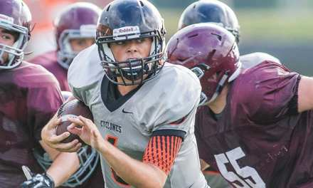 Cyclones cruise past Pigeon Forge