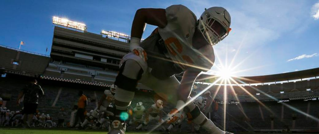 Vols wrap Monday grind at Neyland