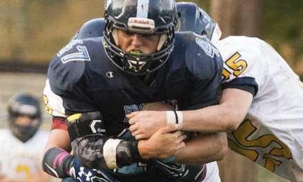Photo Gallery: Hampton at Cloudland JV Football