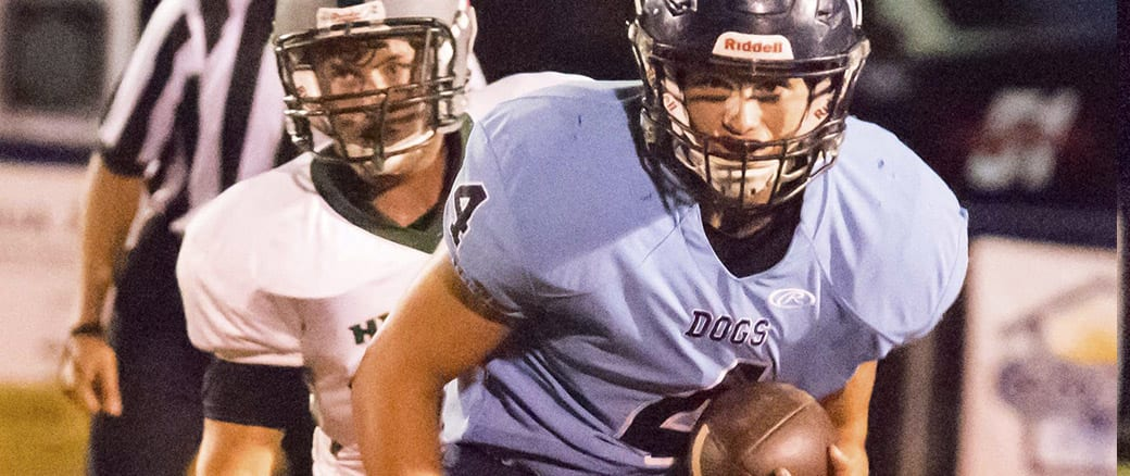 Home Sweet Home: Bulldogs roll on homecoming