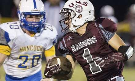 Photo Gallery: Unaka-Hancock County Football