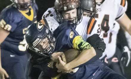 'Landers see season end against Coalfield