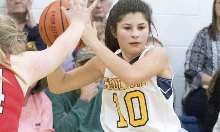 Photo Gallery: Cloudland Jr. High vs. Unaka Jr. High