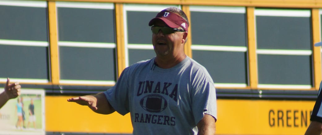 McKinney resigns from helm of Unaka football