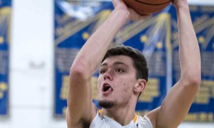Benfield powers CHS to win, Lady 'Landers cruise