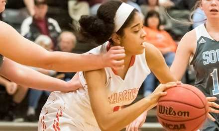 Lady Cyclones, Cyclones take district wins