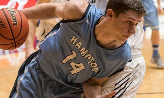 Hampton splits pair of overtime thrillers
