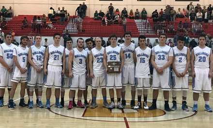 Hampton upended in District 1-A title game